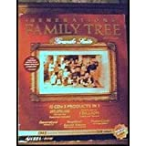 Generations Family Tree Software Grand Suite Ver. 5.2