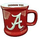 Alabama Crimson Tide Ceramic Relief Mug