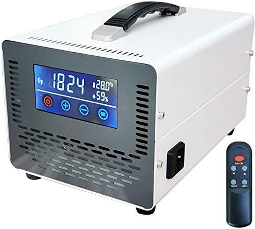 generatore di ozono telecomando Generatore Di Ozono Commerciale Touch Screen Purificatore D'aria O3 Con Telecomando Purificatore D'aria Industriale Ad Alta Capacità Con Ozono Sterilizzatore Deodorante Per Interni