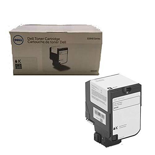Dell 6KV2D Cartucho Tóner de Impresora, 20000 páginas, Color Negro