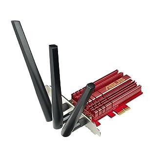 ASUS PCE-AC66 Dual-Band Wireless-AC1750 Adapter (B009YCGHB6)   Amazon price tracker / tracking, Amazon price history charts, Amazon price watches, Amazon price drop alerts