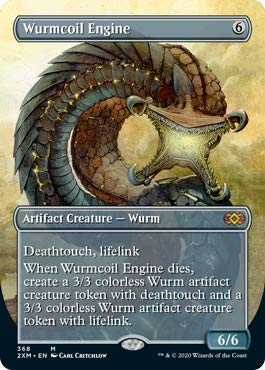 Wurmcoil Engine - Borderless