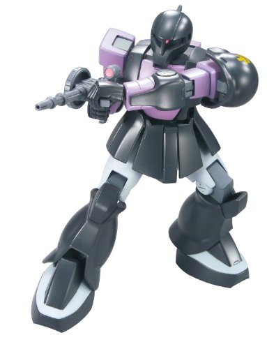 MS-05 Zaku I The Black Tri-Star GUNPLA HGUC High Grade Gundam 1/144