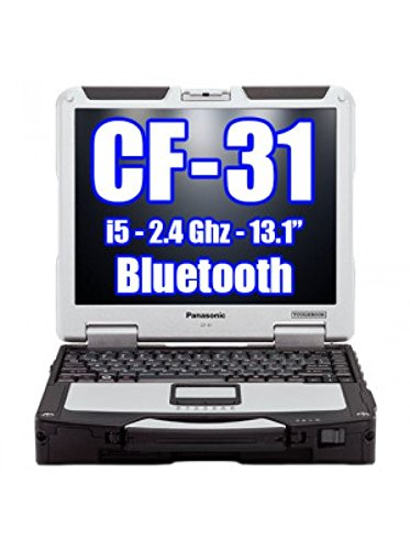 Compare Panasonic TOUGHBOOK CF-31 MK1 i5 2.4GHZ vs other laptops