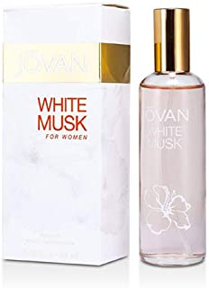 White Musk by Jovan - Perfume for Women, 96 ml - EDC Spray