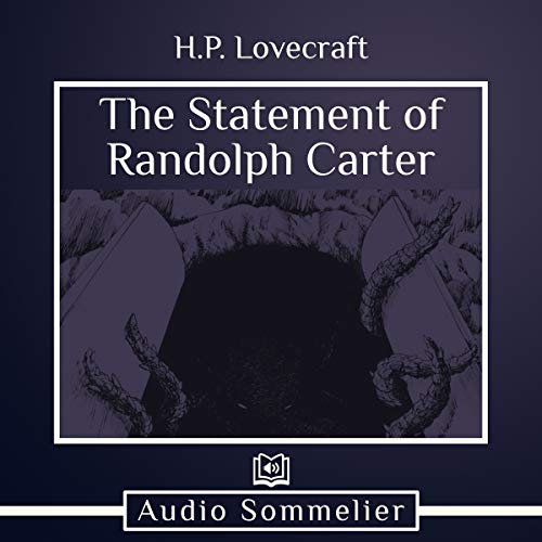 The Statement of Randolph Carter cover art