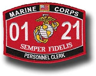 personnel clerk marines