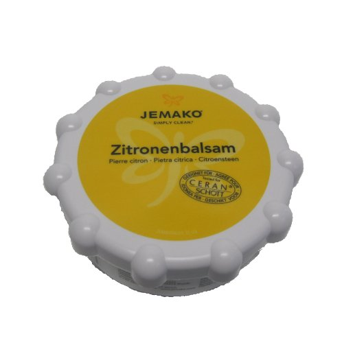 Jemako Zitronenbalsam für perfekte Reinigungsergebnisse auf Edelstahl und gegen Kalk