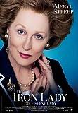 The Iron Lady - Meryl Streep - Swiss – Film Poster Plakat