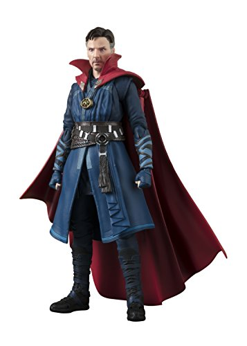 Bandai S.H. Figuarts Avengers Doctor Strange (Avengers Infinity War) Approximately 145 Mm PVC ABS Painted Movable Figure