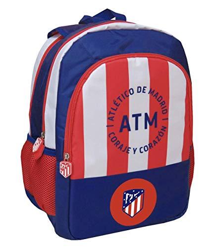 Atletico de Madrid MC-236-ATL Mochila Reversible, 41 cm