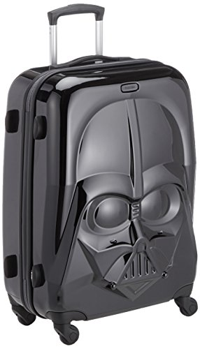 Samsonite Star Wars Ultimate - Spinner M Koffer, 66 cm, 61.5 L, Schwarz (Star Wars Iconic)