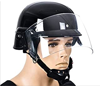 Hyuanpower PASGT Tactical M88 Replica Helmet Full Head Coverage with Adjustable Chin Strap for Personal Safety of Airsoft Hunting Paint Ball Shooting BB Ball