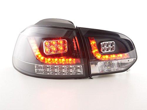 FK Automotive FKRLXLVW13525 LED Feux Arrière, Noir