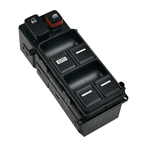 MNBHD Interruptor de ventana adecuado para piezas de automóvil 35750-SDA-H15 Elevalunas eléctrico Elevalunas doble fila