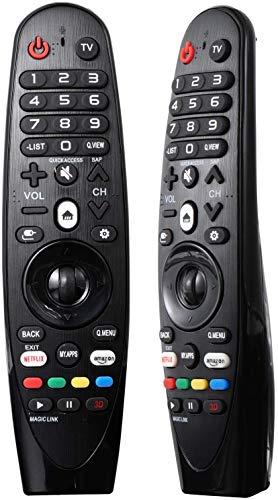 AN-MR19BA AN-MR18BA Control Remoto Mágico Universal para LG Smart TV AN-MR20GA AN-MR650 ( sin función de voz)