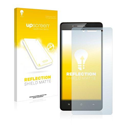 upscreen Entspiegelungs-Schutzfolie kompatibel mit Cubot X16 – Anti-Reflex Bildschirmschutz-Folie Matt
