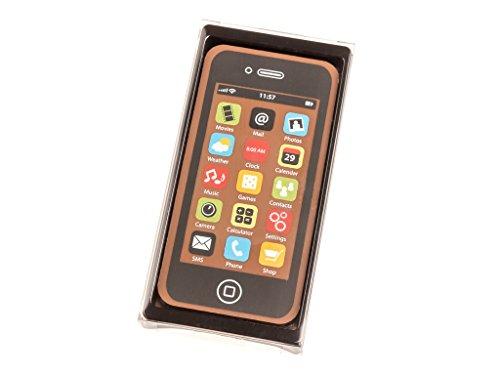 Schokoladen Smartphone Schwarz 40g
