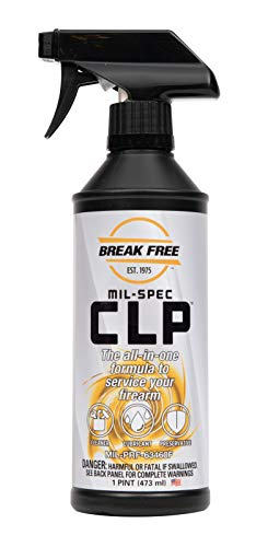 BreakFree 1009237 CLP5 Cleaner Lubricant Preservative with Trigger Sprayer 16 Oz