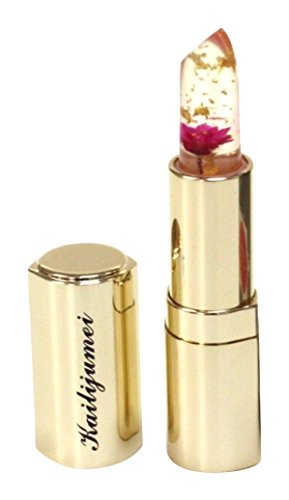 Gigue Beauty Limited Edition Genuine Kailijumei Flower Jelly Mood Lipstick - Red Flame
