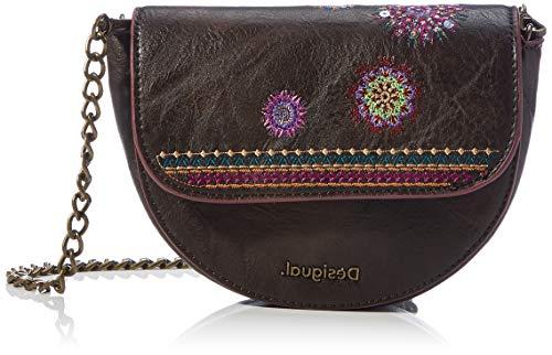 Desigual Womens Accessories PU Bag Belt, Brown, U