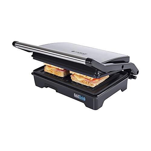 Grill Multiuso Club Sandwich, Inox, 220v, Cadence