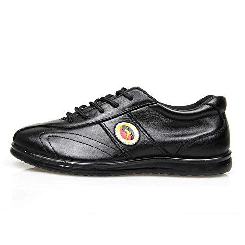 JJK Kampfsport-Schuhe, Breathable Leder...