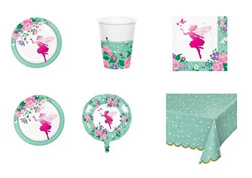 Kit n/°14 CDC- 16 Piatti 23 CM,100 Bicchieri,20 TOVAGLIOLI,1 TOVAGLIA Monocolore Party Store web by casa dolce casa Bing Coordinato ADDOBBI Festa