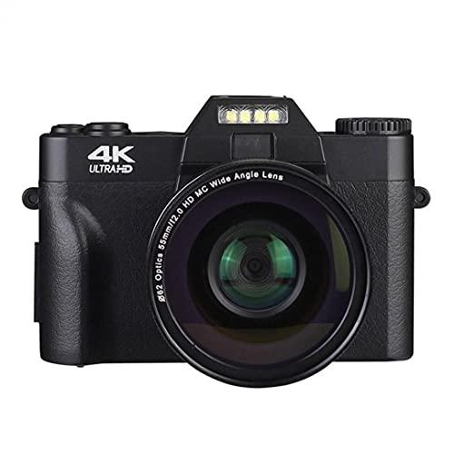 Cámara de vídeo Digital Vlogging videocámara Digital de 48,0 Fotografía Principiantes Youtube...