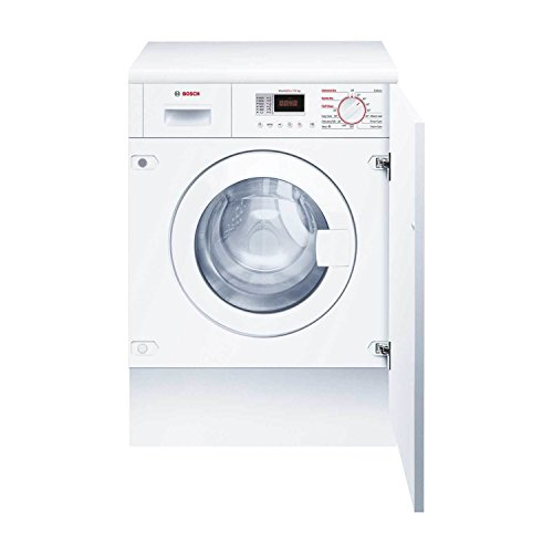Bosch Serie 4 WKD28351GB 7kg Wash 4kg Dry 1400RPM Integrated Washer Dryer - White