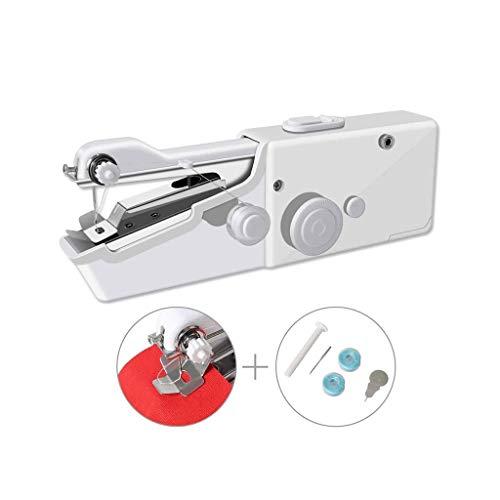 Handheld naaimachine, Mini draadloze handheld elektrische naaimachine Stitch Household Tool, Portable Naaimachine Quick Repareren