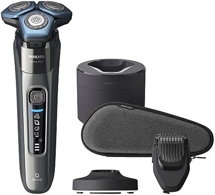rasoio elettrico wet & dry philips shaver series 7000 modello s7788/59 s7788/59
