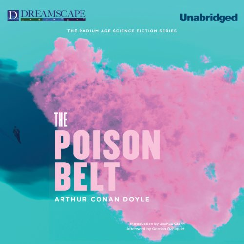 The Poison Belt audiobook cover art