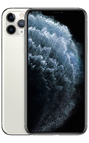 Apple iPhone 11 Pro, US Version, 64GB, Silver for...
