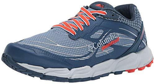 Columbia Caldorado III, Zapatillas de Running para Asfalto para Mujer, Azul (Slate Grey,...