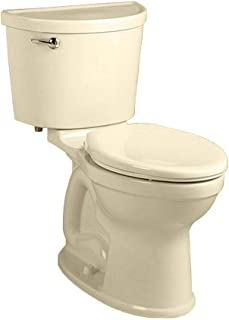 American Standard 211AA004.021 Champion Pro Right Height Elongated Toilet 6 Litre Combo Less Seat - Bone