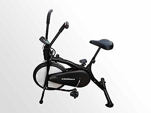 Air Bike Orbit, Bicicleta Elíptica + Bicicleta estática