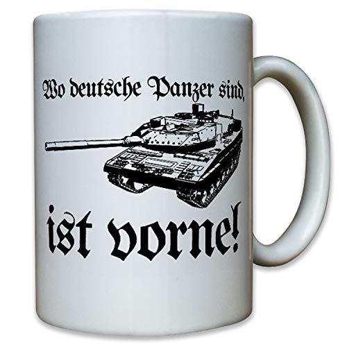 Donde Está tanque Deutsche son, parte delantera. Tanque Combate Leo Leopard Militar...