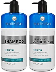 in budget affordable Biotin Hair Growth Shampoo  Conditioner | Hair Loss Prevention Shampoo…