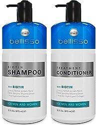 small Biotin Hair Growth Shampoo  Conditioner | Thickening shampoo to prevent hair loss …