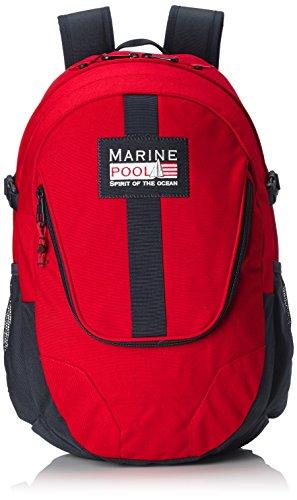 Marinepool Rucksack, 20 Liter, Red