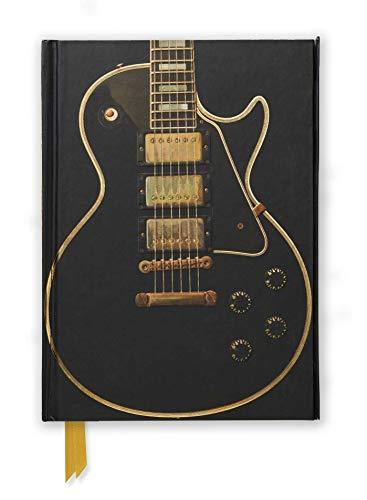 Premium Notizbuch DIN A5: Gibson Les Paul Guitar, Schwarz: Unser hochwertiges, liniertes Blankbook mit festem, künstlerisch geprägtem Einband und ... DIN A 5 mit Magnetverschluss, Band 38)
