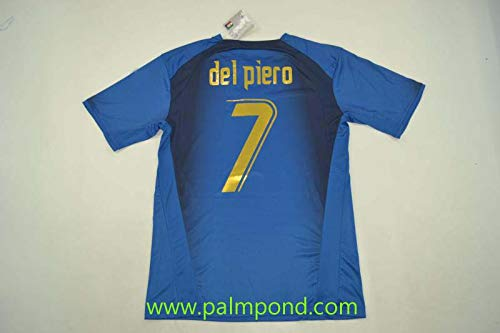 FM Alessandro Del Piero Italy Retro Jersey 2006 (S)