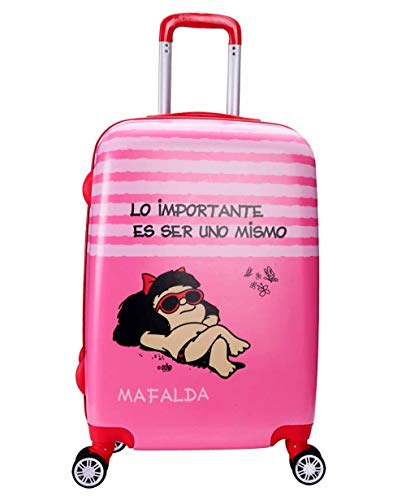 Maleta Mediana 65Cm Mafalda Kids