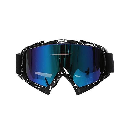 Generieke skibril voor brildragernieuwe skibril sneeuw skiën brillen snowboard brillen Uv400 Ski sneeuwscooter skibril skimasker sportuitrusting heren