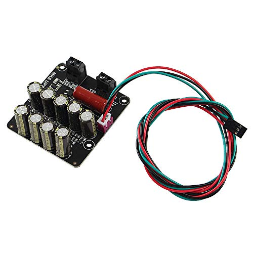 Monland MKS UPS 24V Module 3D Printer Parts Power Outage Detection and Lift Z Axis When Power Off to Protect The Model