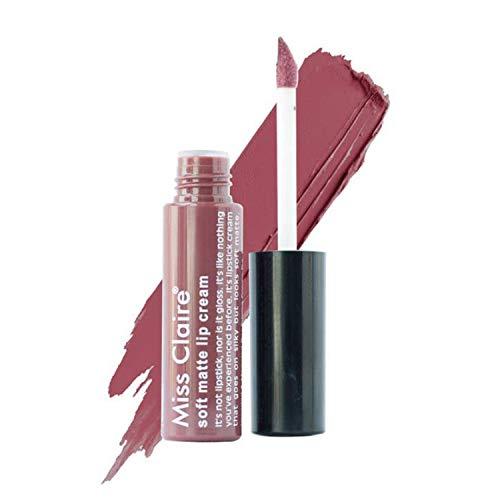 Miss Claire Soft Matte Lip Cream Shade 55 Lipstick 6.5 GM