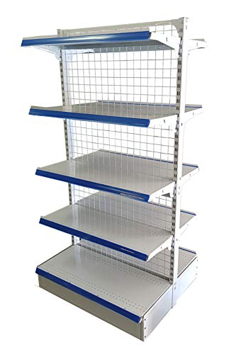 Estanteria metálica para comercio Easy shelves
