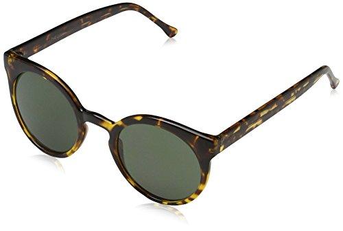 KOMONO Damen LULU Brillengestelle, Braun (Crystal Giraffe), 46