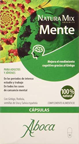 Aboca Natura Mix Advanced Mente 50Cap. 400 g